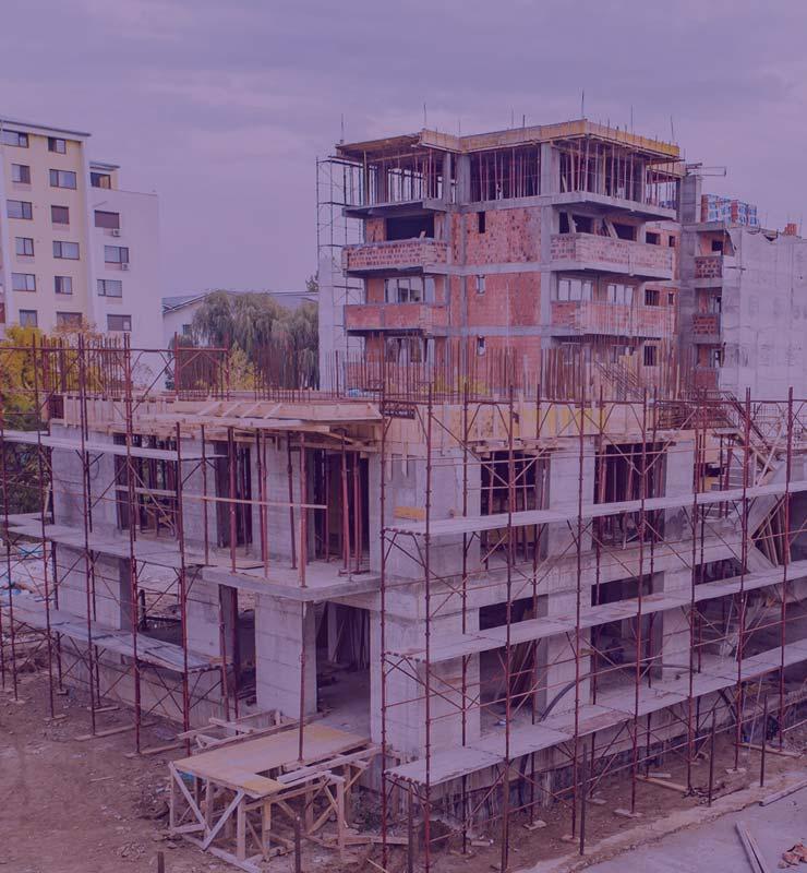 in constructie